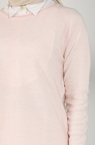 Pull Poudre clair 3018-03