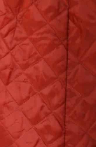 Fur Belted Coat 4057-01 Tile 4057-01