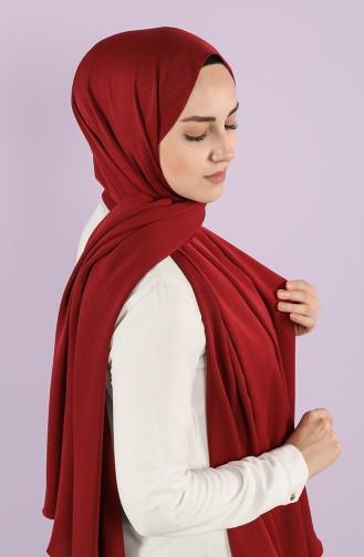 Claret Red Shawl 1417-05
