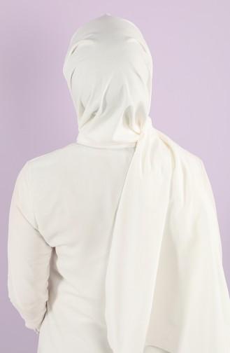 Cream Shawl 4857-01