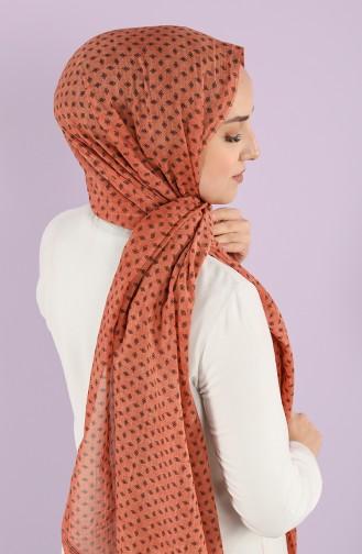 Orange Sjaal 0050-04