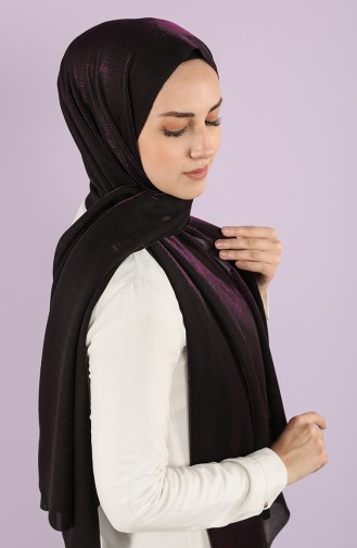 Purple Shawl 0757-03