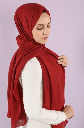 Claret Red Shawl 3426-06