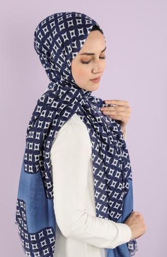 Blue Shawl 4184-01