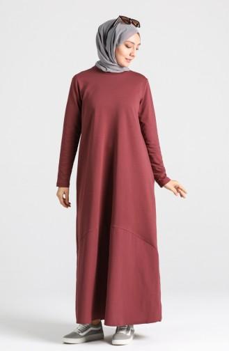 Garnish Sports Dress 4640-02 Burgundy 4640-02