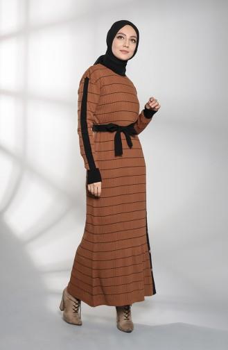 Robe Hijab Noir 8209-03