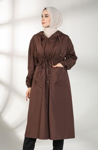 Brown Trenchcoat 2050-04