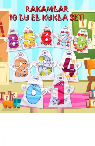 Colorful Toys 040300047
