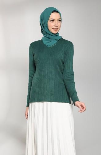 Emerald Blouse 5996-01