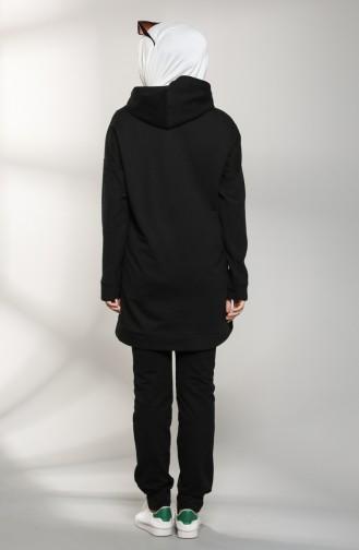 Survêtement Noir 20076-04