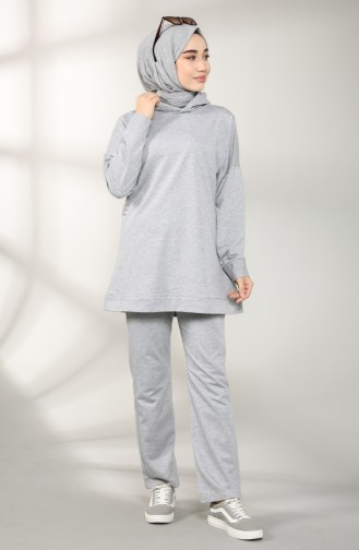 Gray Tracksuit 20082-02