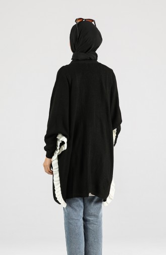 Black Poncho 9K6900100-01