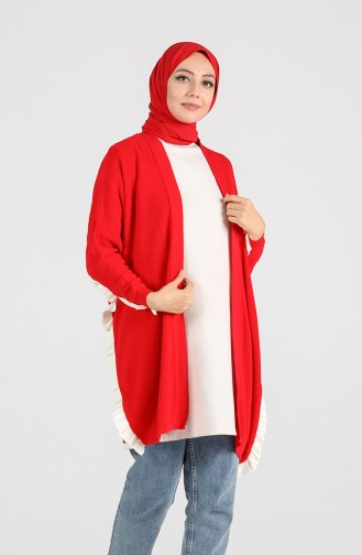 Red Poncho 9K6900100-04