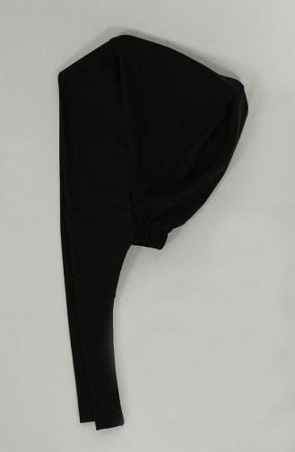 Black Swimsuit Hijab 2001-01