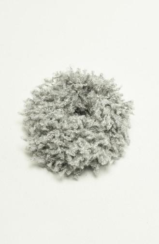 Silver Gray Haaraccessoires 7007-09