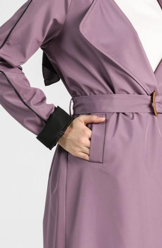 Trench Coat Lila 5169-06