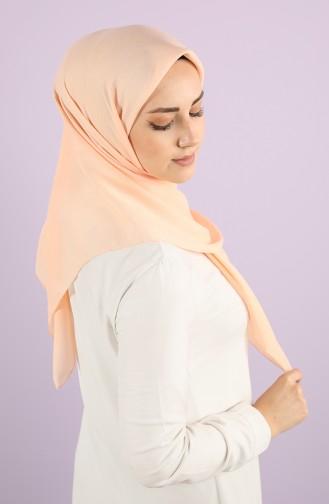 Plain Cotton Scarf 13010-14-p Light Pink 13010-14-P