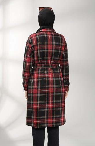 Claret red Shirt 5340-01
