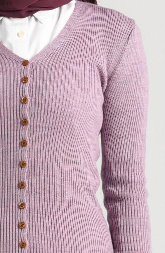 Purple Vest 0595-02