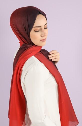 Red Shawl 15223-07