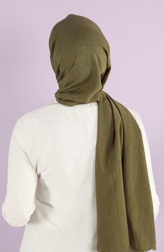 Khaki Shawl 70174-12