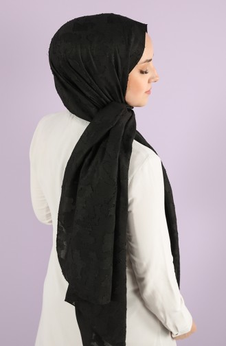 Black Shawl 7718-08