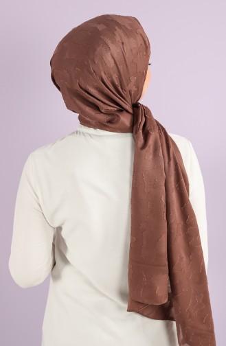 Brown Shawl 7718-13