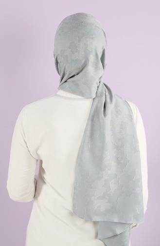 Silver Gray Shawl 7718-15