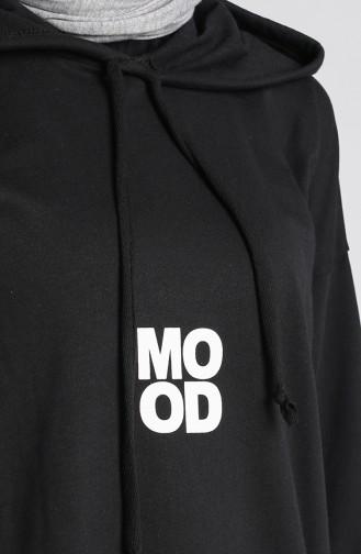 Black Sweatshirt 0107-02