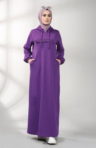 فستان أرجواني 21K8126-03