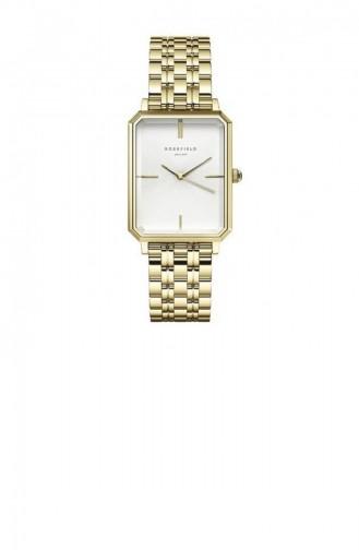 Gold Wrist Watch 40