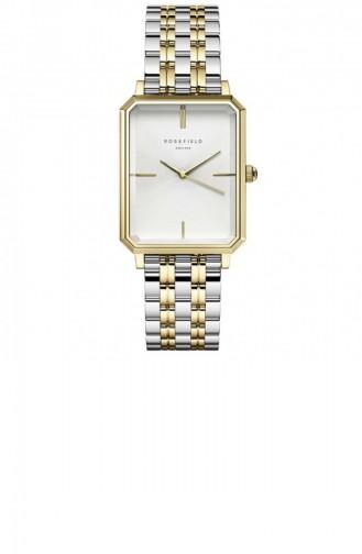 Silver Gray Horloge 48
