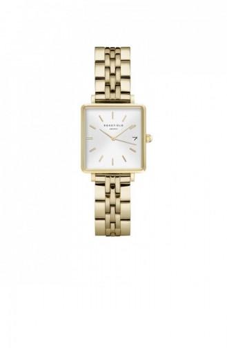 Gold Wrist Watch 021