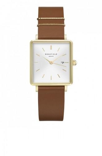 Brown Wrist Watch 029