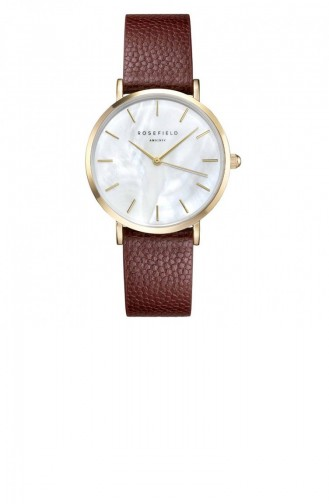 Claret Red Wrist Watch 27