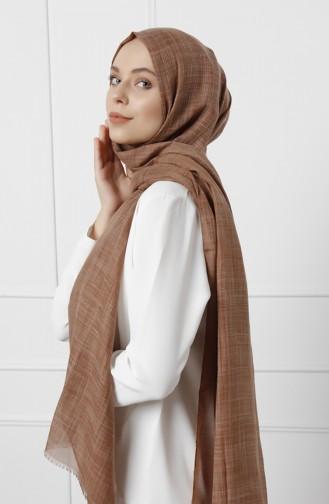 Light Brown Sjaal 18-0001-14