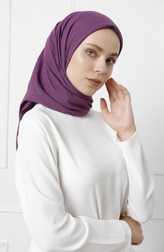 Natural Cotton Scarf 20-0009-51 Purple 20-0009-51