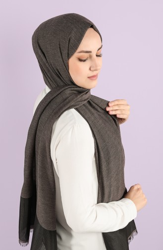 Anthracite Sjaal 15221-11