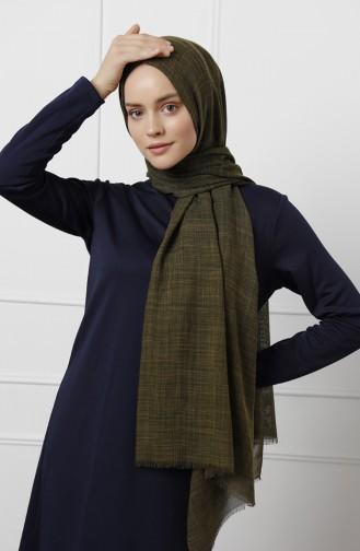Khaki Shawl 18-0001A-23