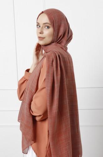 Cinnamon Color Shawl 18-0001A-29