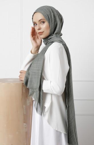 Khaki Shawl 18-0001A-30