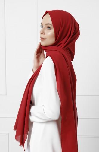 Claret Red Shawl 20-0008-09
