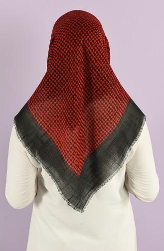 Rot Kopftuch 2976-05