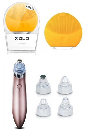 Yellow Personal Care Appliances 0177