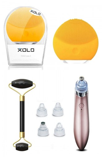 Yellow Personal Care Appliances 0189