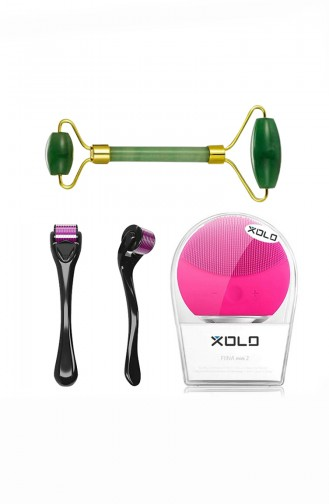 Colorful Personal Care Appliances 0048