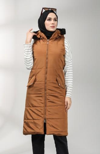 Tan Waistcoats 1053A-01
