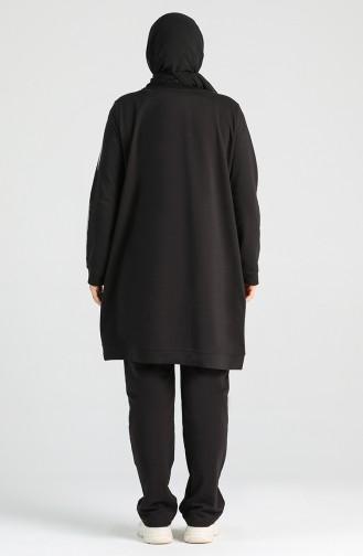 Survêtement Noir 8002-01
