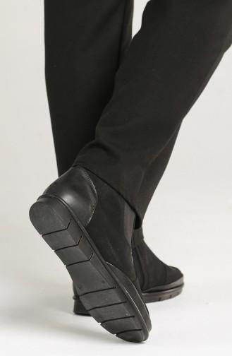 Black Boots-booties 1000