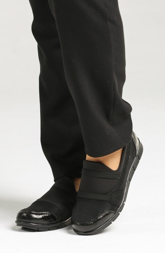Black Casual Shoes 950